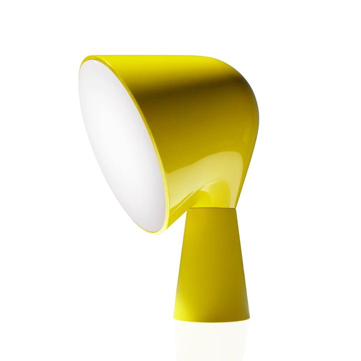 Foscarini - Binic Tischleuchte, yellow