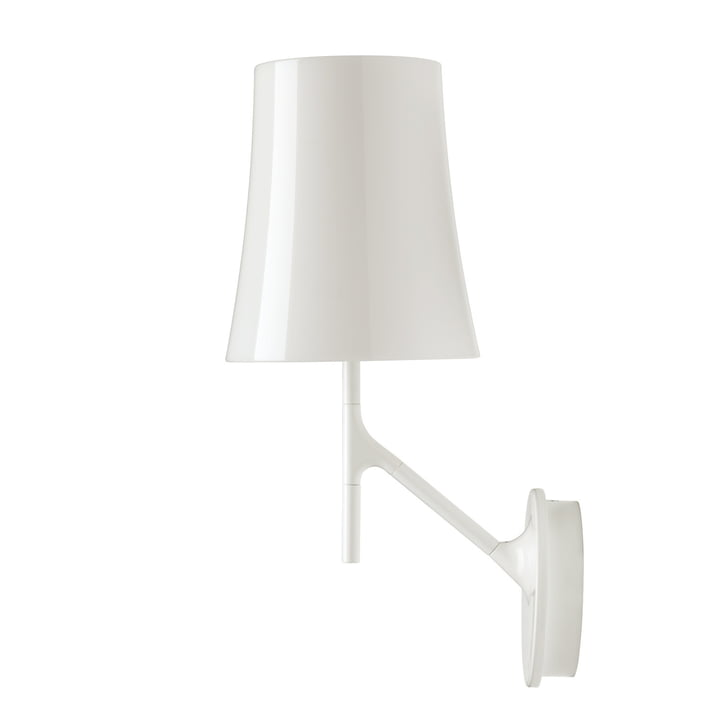 Foscarini - Birdie wall lamp, white