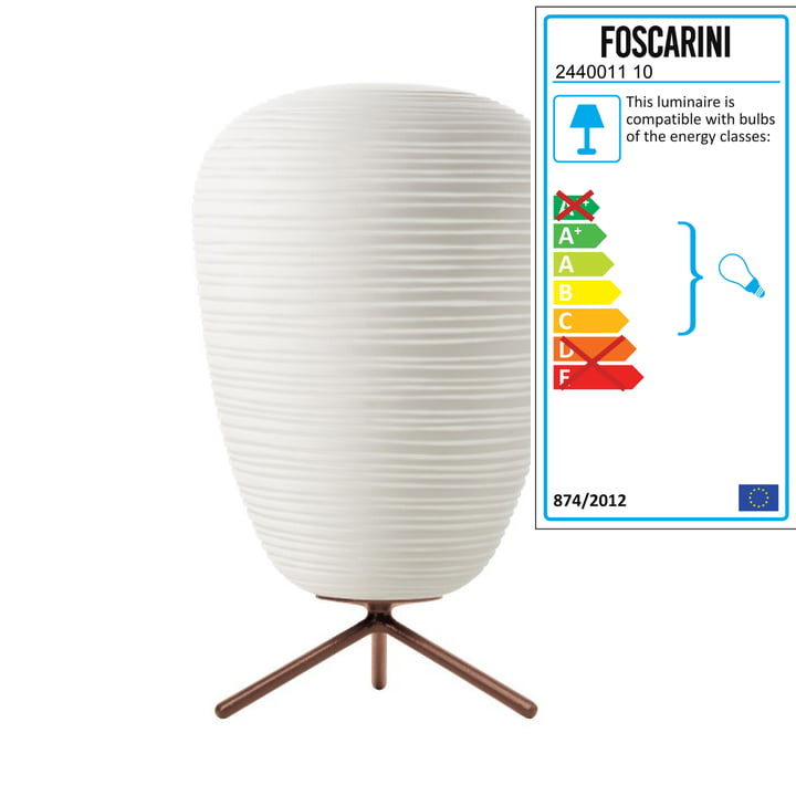 Foscarini - Rituals 1 table lamp