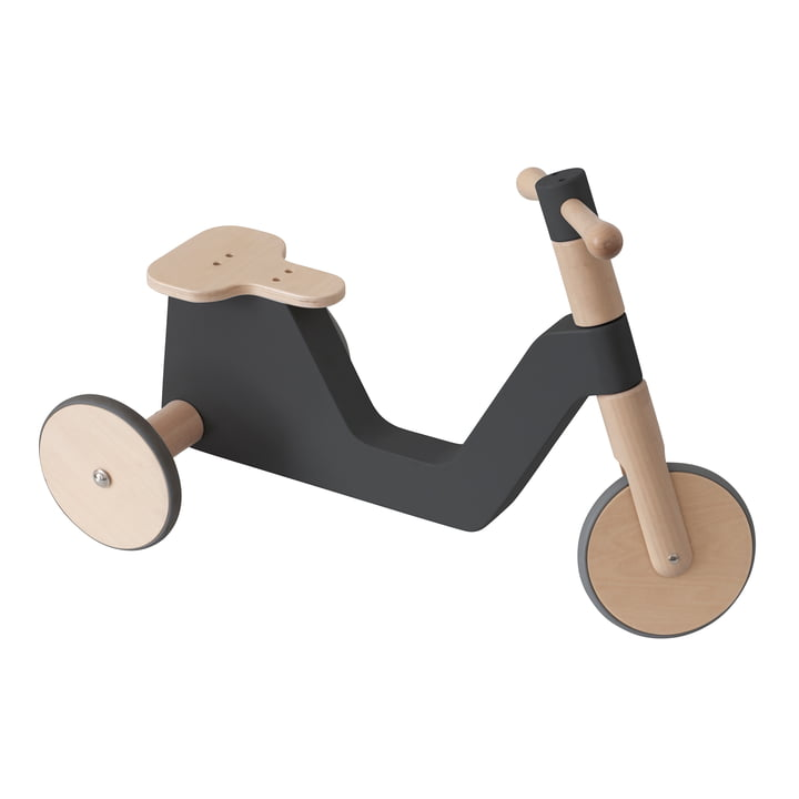 The Scooter from Sebra in classic black