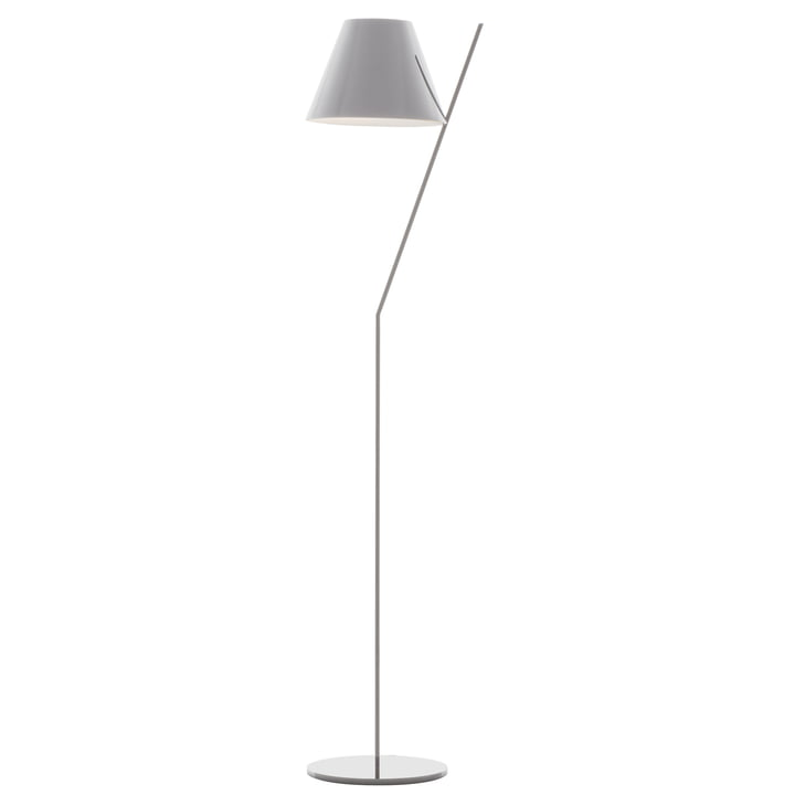 La Petite floor lamp by Artemide in white