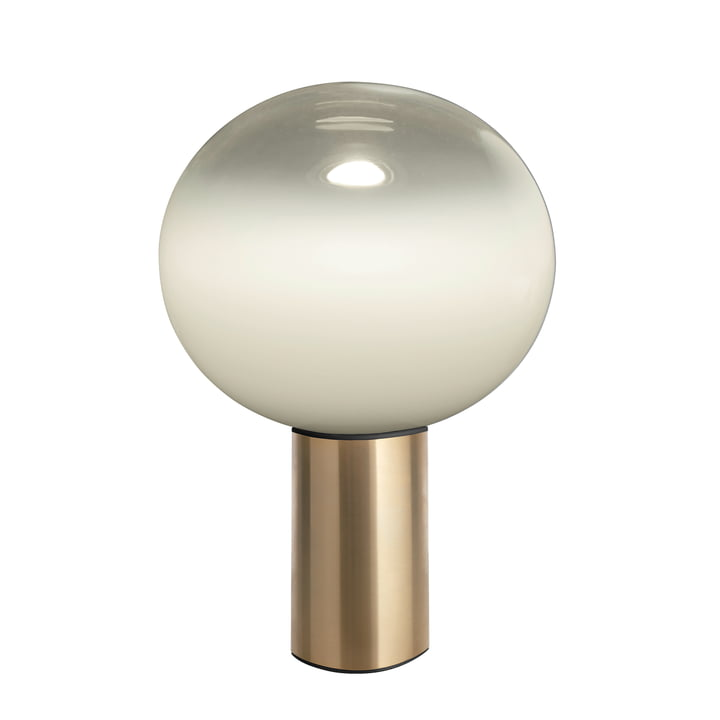 Laguna 26 table lamp from Artemide in brass