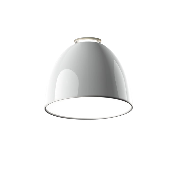 Artemide - Nur Mini Soffitto Ceiling Lamp, white