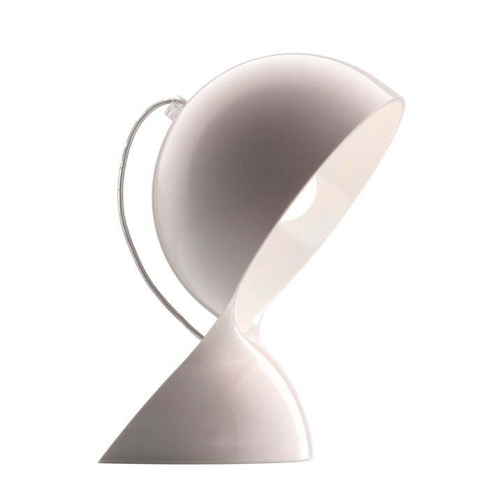 The Artemide - Dalù table lamp in white