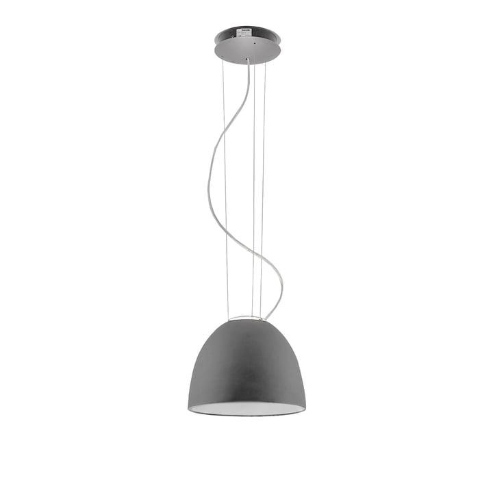 Artemide - Nur Mini pendant lamp, aluminum gray