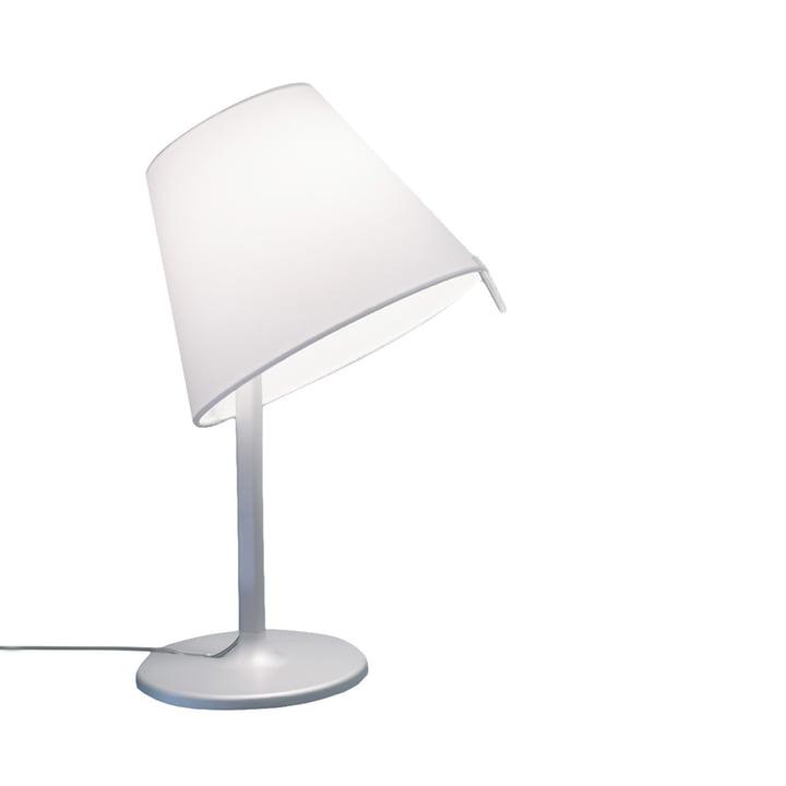 Artemide - Melampo Notte table lamp, aluminum Melampo Notte
