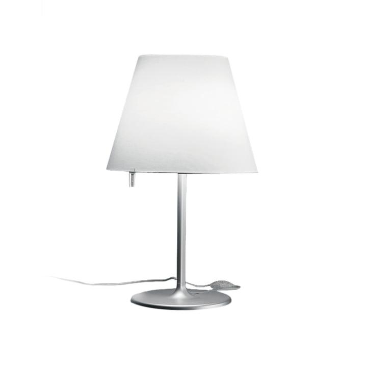 Artemide - Melampo Tavolo table lamp, aluminum Melampo Tavolo