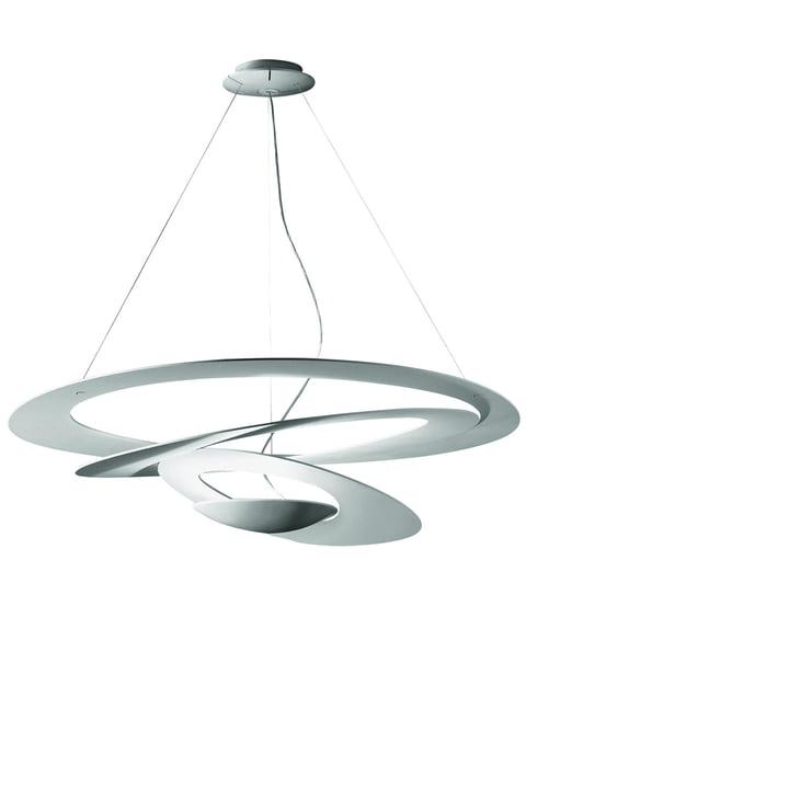 Artemide - Pirce Sospensione Halo pendant lamp in white