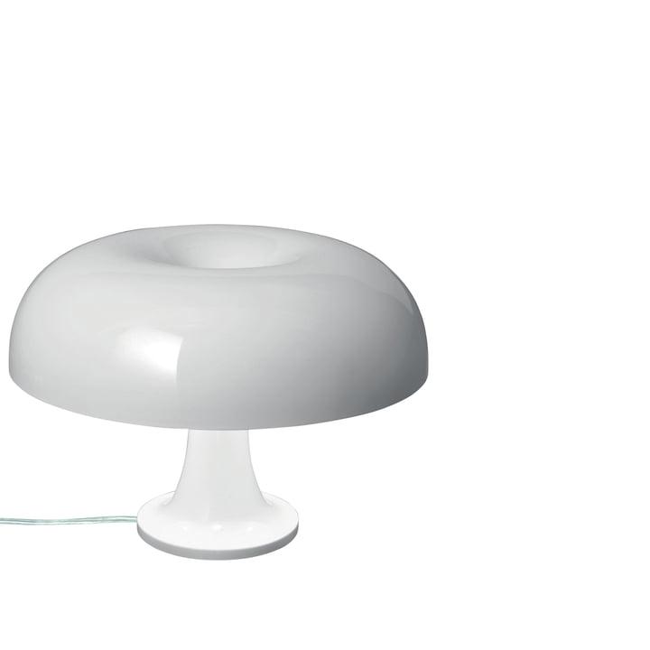 Artemide Nessino table lamp, white