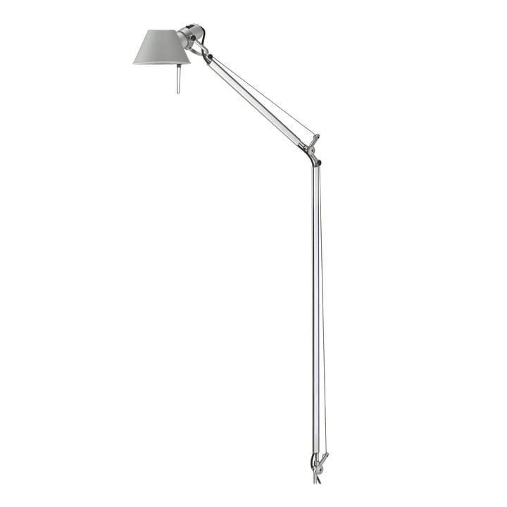 Artemide Tolomeo Lettura Terra Floor Lamp - Body, alu silver