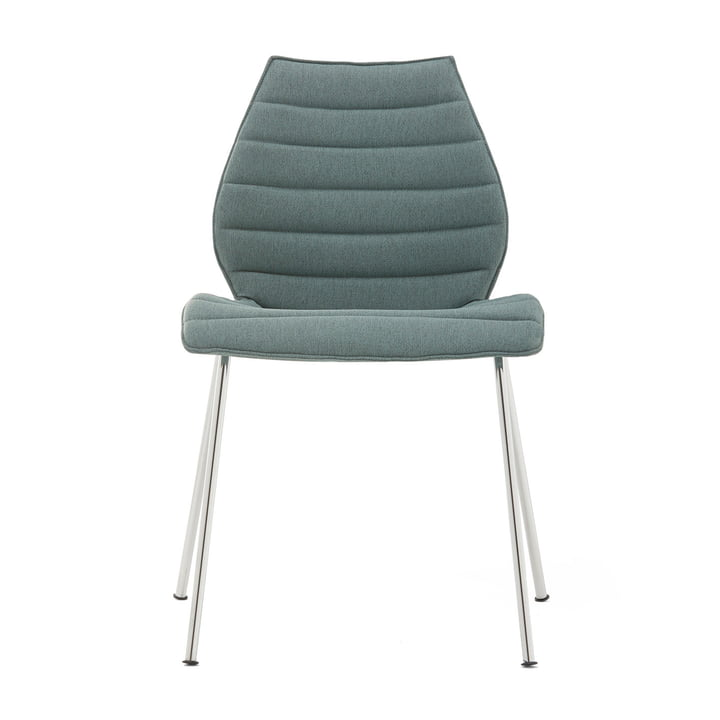 Maui Soft Chair from Kartell in Noma / green