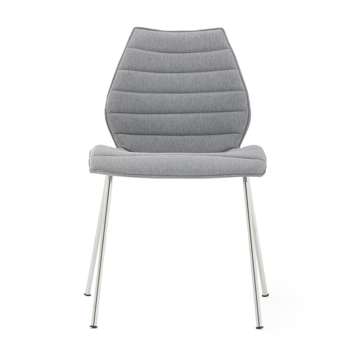 Maui Soft Chair from Kartell in Noma / grey
