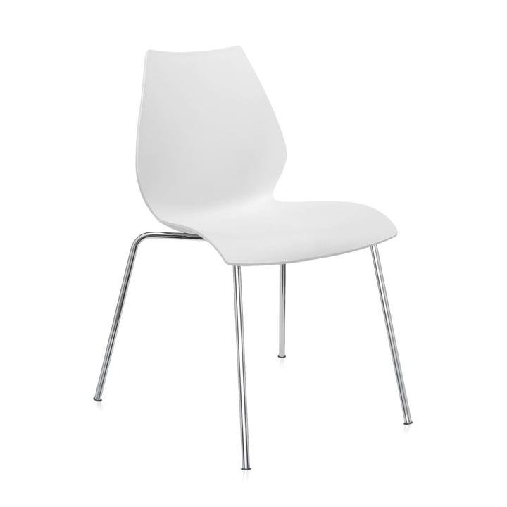 Kartell - Maui chair 2871, zinc white
