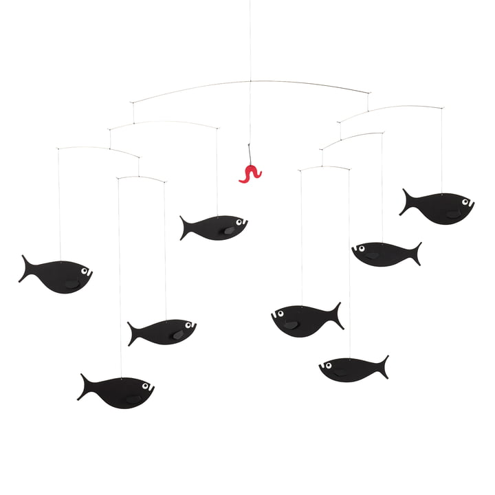 Shoal of Fish Mobile from Flensted Mobiles