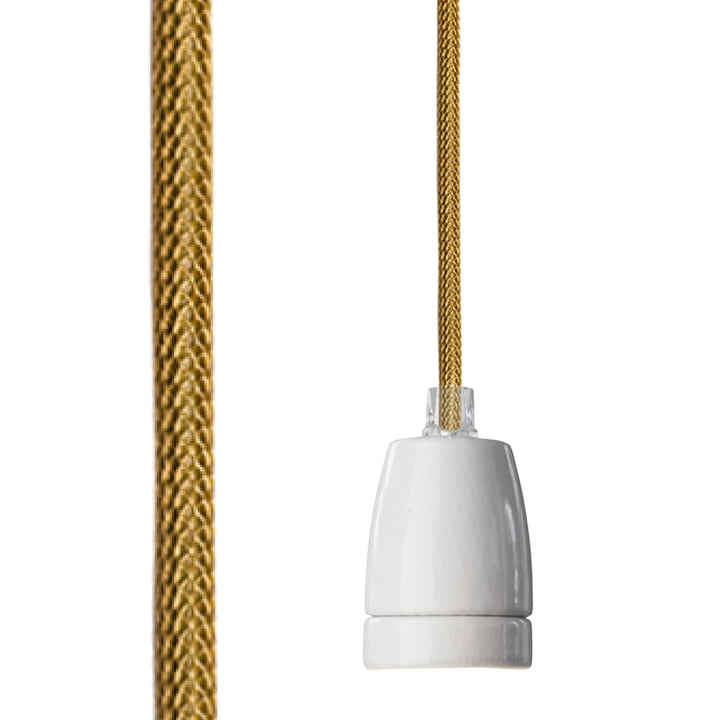 NUD Collection - Classic White, Gold Crown (T-15)