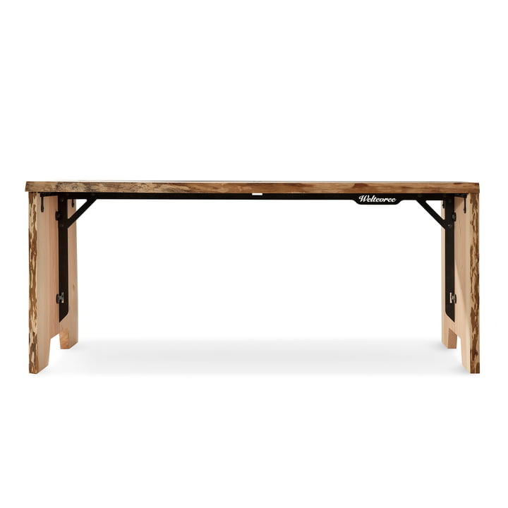 The Forestry dining table from Weltevree , 180 x 80 cm, Douglas fir