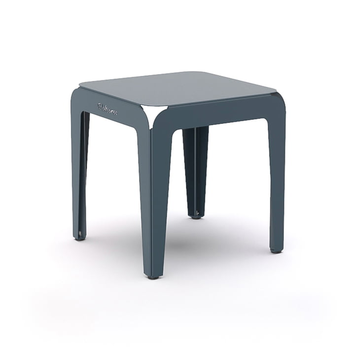 The Bended Stool stool from Weltevree in grey-blue