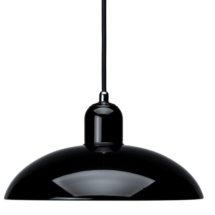 6631-P Pendant light, black by KAISER idell