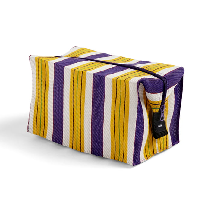 Candy Cosmetic bag, yellow from Hay