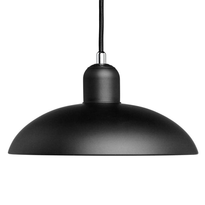 6631-P Pendant light, matt black by KAISER idell