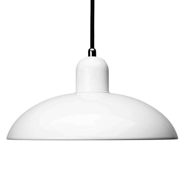 6631-P Pendant light, white by KAISER idell
