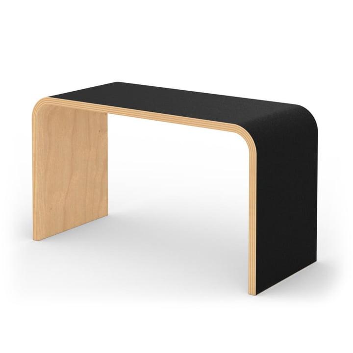 sit Seat object from Tojo in black