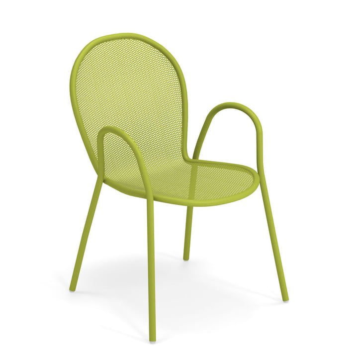 The Ronda Armchair from Emu in green