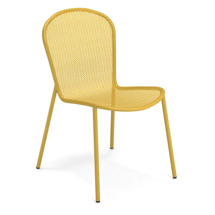 The Ronda XS garden chair from Emu in curry