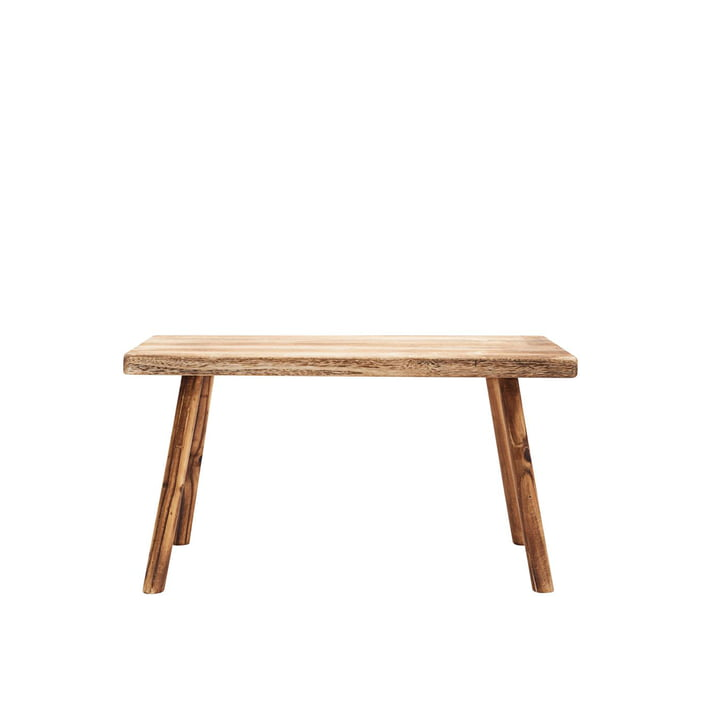 The Nadi bench from House Doctor in natural, length 81 cm