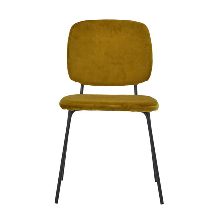 The Lao chair from House Doctor in dark olive