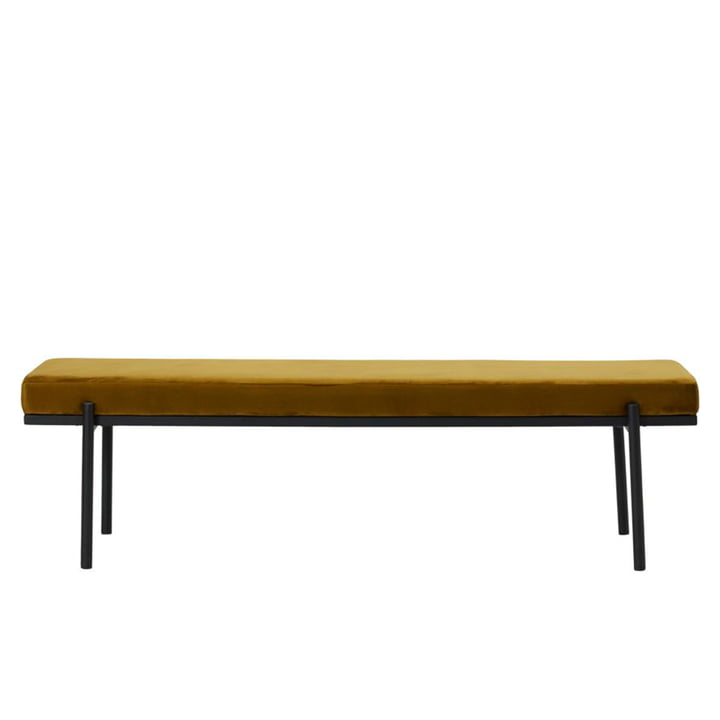The Lao bench from House Doctor in dark olive