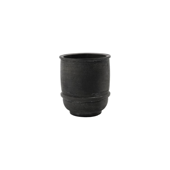 The Ground Concrete flower pot from House Doctor , Ø 14 cm, H 16 cm