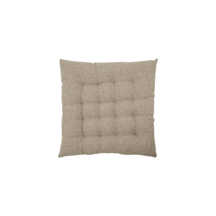 The Fine outdoor cushion from House Doctor in sand, 50 x 50 cm
