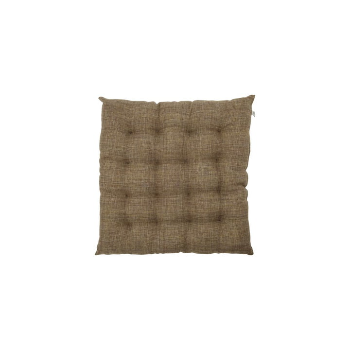 The Fine outdoor cushion from House Doctor in camel, 50 x 50 cm