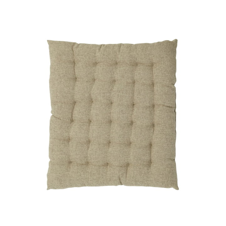 The Fine outdoor cushion from House Doctor in sand, 70 x 60 cm