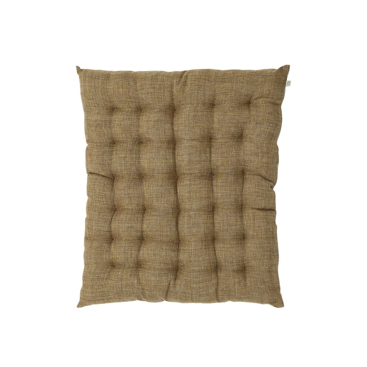 The Fine outdoor cushion from House Doctor in camel, 70 x 60 cm