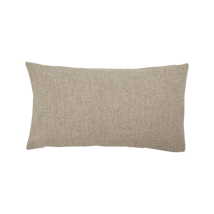 The Fine outdoor cushion from House Doctor in sand, 60 x 30 cm