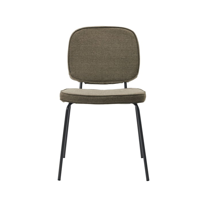 The Carma chair from House Doctor in dark sand