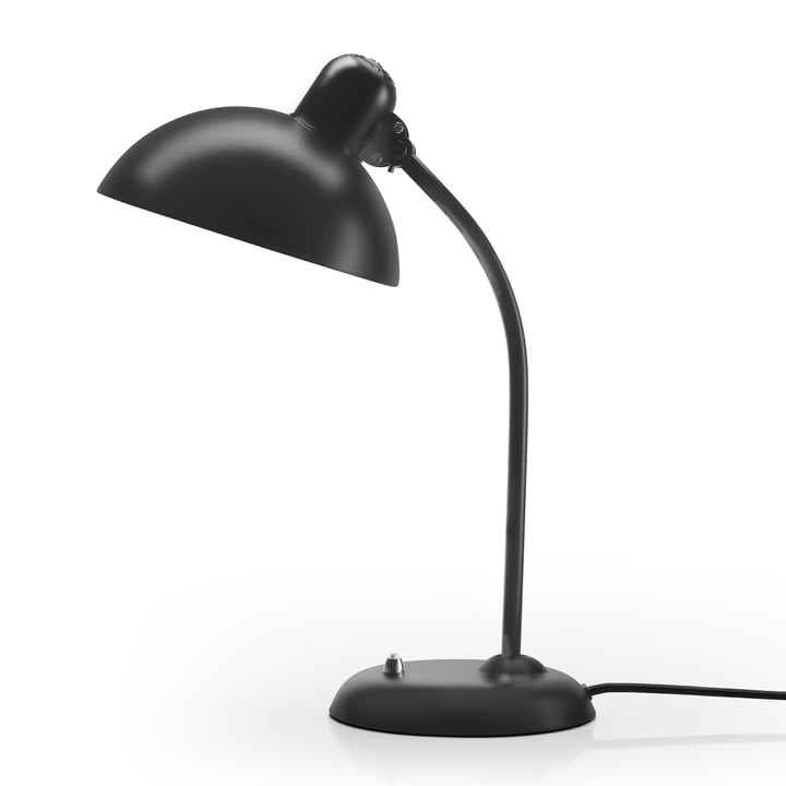 6556-T Table lamp, matt black by KAISER idell