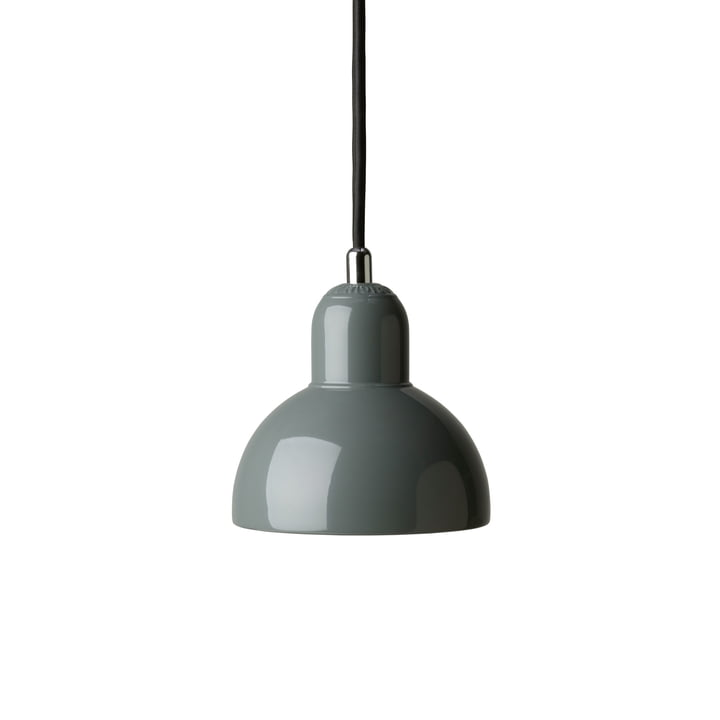 6722 Pendant luminaire from KAISER ideal in smooth slate