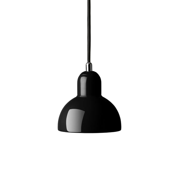 6722 Pendant luminaire from KAISER ideal in black