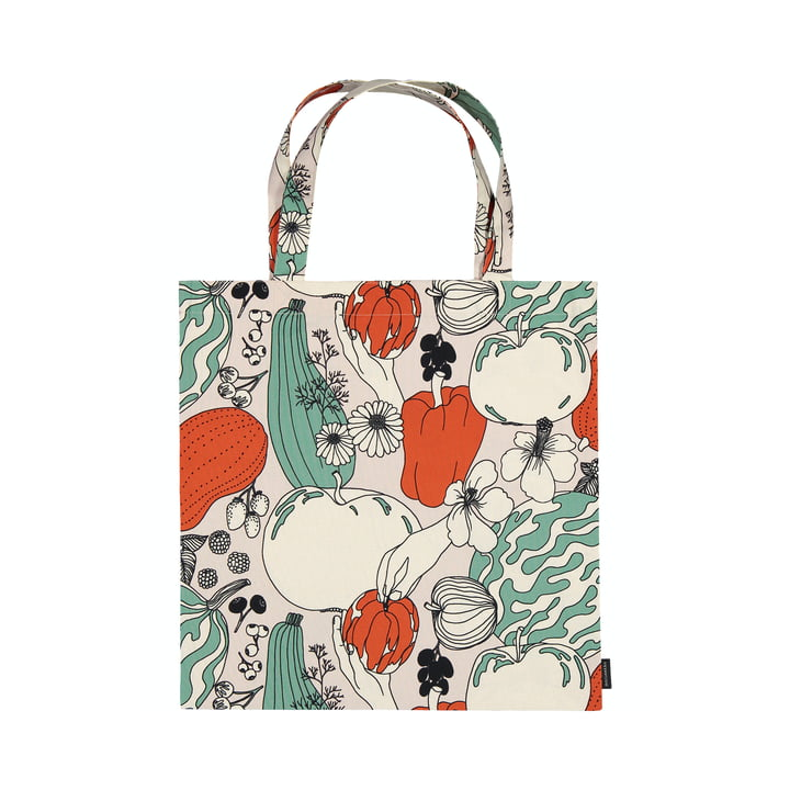 The Vihannesmaa shopping bag from Marimekko