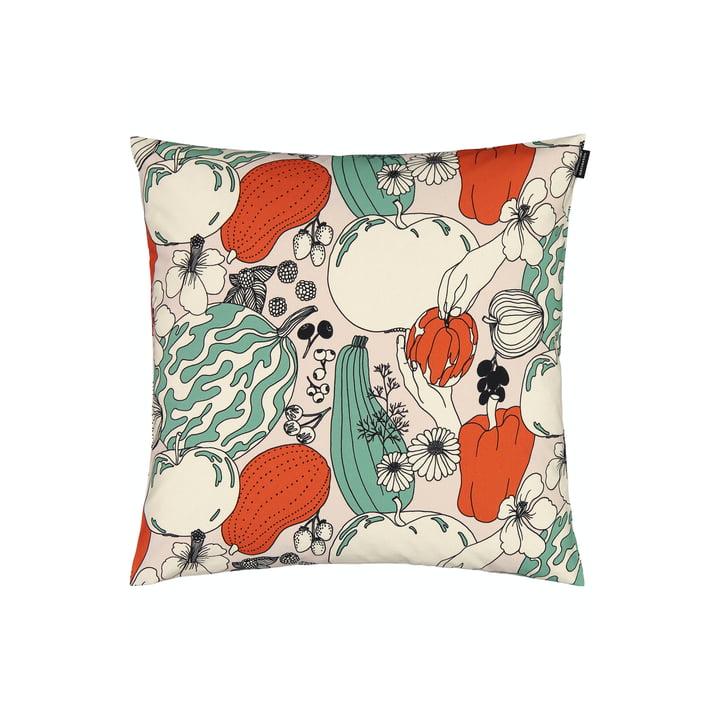 The Vihannesmaa pillowcase from Marimekko, 50 x 50 cm