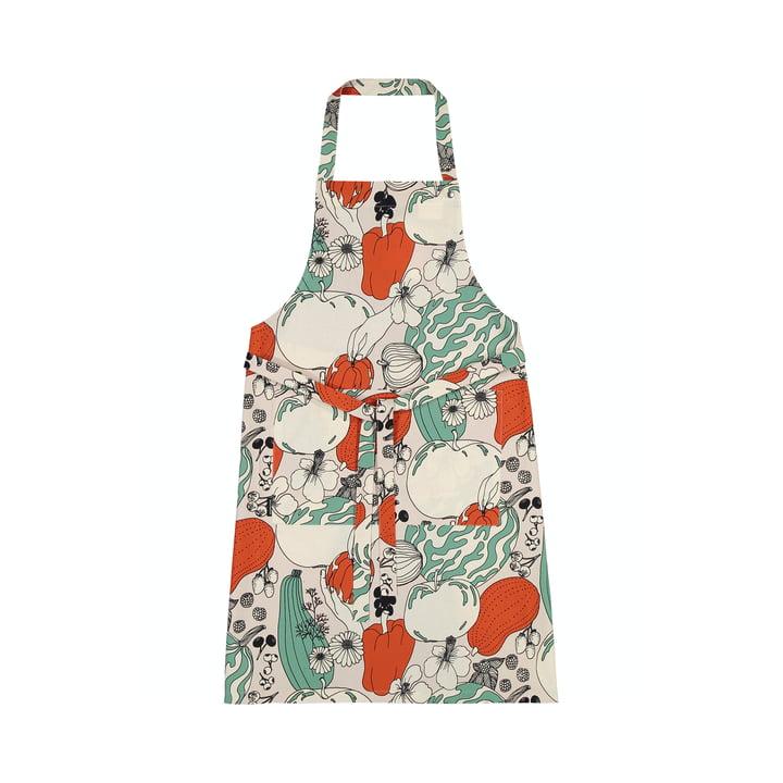 The Vihannesmaa apron from Marimekko