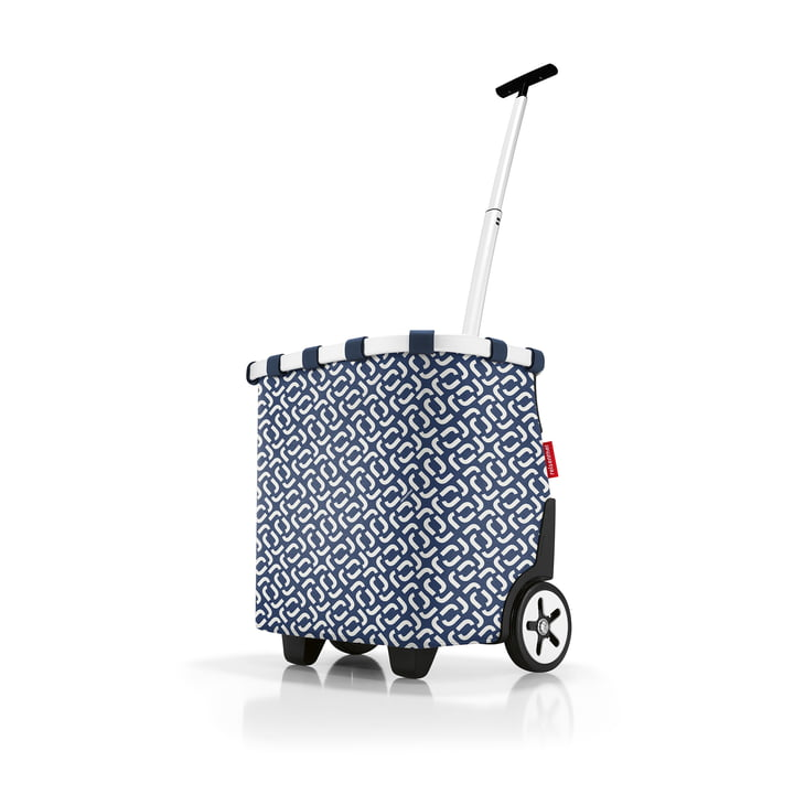 The carrycruiser from reisenthel in signature navy