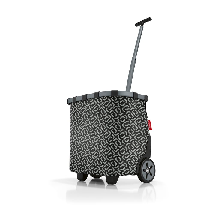 The carrycruiser from reisenthel in signature black