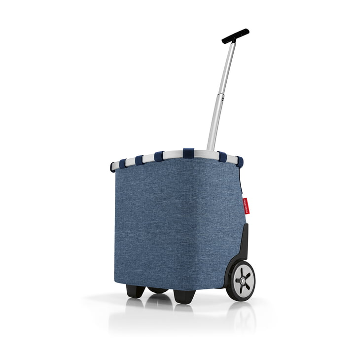 The carrycruiser from reisenthel in twist blue