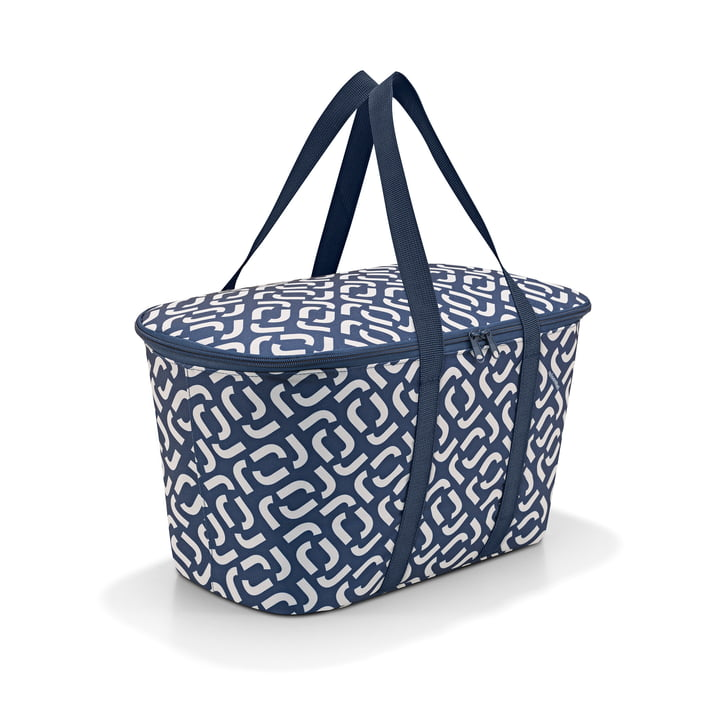 The coolerbag from reisenthel in signature navy