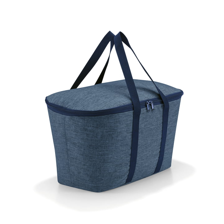 The coolerbag from reisenthel in twist blue