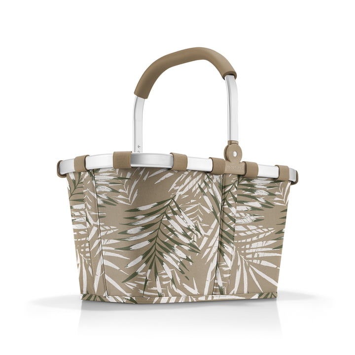 The carrybag by reisenthel in jungle sand (Limited Edition)